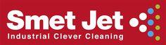Proficiat! Het nieuwe logo van Smet Jet staat symbool voor de drie kernactiviteiten van het bedrijf: industriële reiniging, chemische reiniging en slibontwatering.