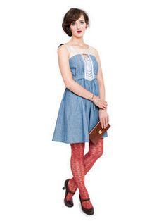 Victory Patterns Anouk Dress & Tunic (intermediate) sewing pattern