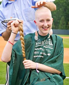 Donate Your Hair in 5 Easy Steps   St. Baldrick's Blog   Childhood Cancer Stories & Research