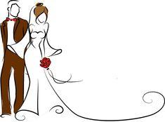画像サンプル-メッセージボード Wedding Art, Wedding Couples, Wedding Gifts, Invitation Cards, Wedding Invitations, Wedding Silhouette, Diy Wedding Decorations, Paper Background, Marie