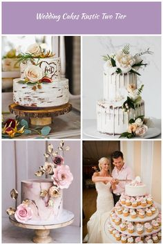 2 tier rustic wedding cakes rustic wedding cakes in your special day www aiboulder wedding cakes Wedding Cakes Rustic Two Tier