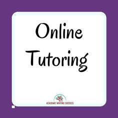 Learn about the different aspects of online tutoring and information about my online tutoring experiences. You'll also see what it is like and how I help students online. Tutoring Business, Online Tutoring, Students, Advice, Success, Learning, Tips, Studying, Teaching