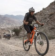 Not satisfied with being a TV star, motorbike racing hero he's only now competing in gruelling MTB events. Guy Martin: Lincolnshire Legend.