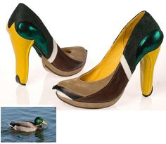 Duck shoes.@shayla ...when is your birthday..?