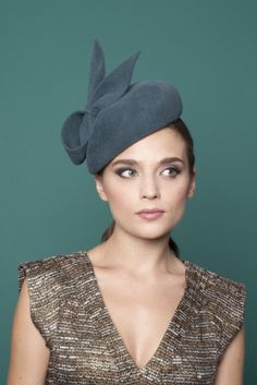 Gina Foster Millinery, A/W 2015. #passion4hats