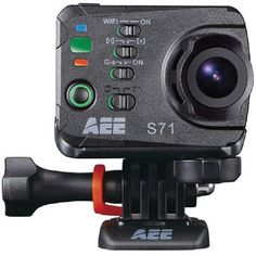$370 available end of July AEE S71 16MP 4K Wi-Fi Action Camera
