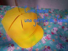 aprende a pintar MARIMONDA en un sombrero - How to paint hat - YouTube