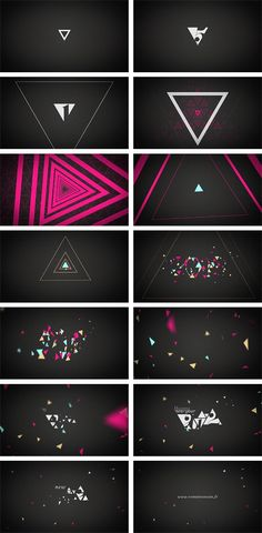STORYBOARD - motion design vœux 2012 - Romain Cousin