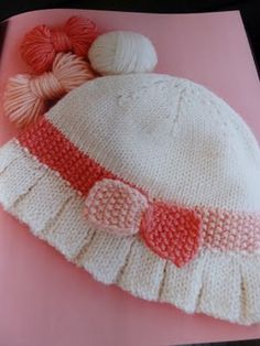 61032a404dd ocd  obsessive crafting disorder  good books  60 quick baby knits Baby Hats