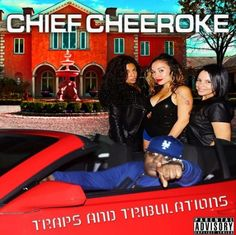 Chief Cheeroke - The Power-Pack Artist Drops His Tracks on Soundcloud