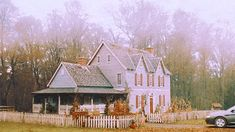 Bishop House - A Discovery of Witches Season 1 Episode 7 - TV Fanatic Chasing Liberty, Sims House Plans, A Discovery Of Witches, His Dark Materials, Night Circus, Fantasy House, All Souls, Witch House