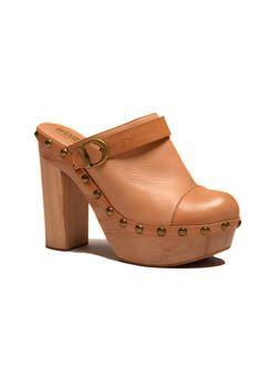 Woodies by Jeffrey Campble Designer Shoes, Clogs, Fashion Design, Collection, Clog Sandals