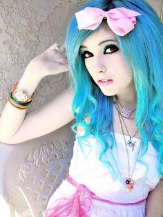 She's so pretty :D
