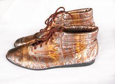 Vintage Navajo Print Sneakers