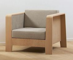 the chair consist of high quality organic material of traditional scandinavian design and bend wood bamboo wood furniture