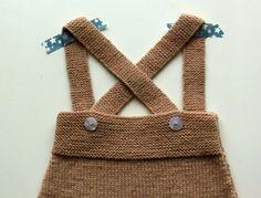 Malha a Malha | Handmade Life: esquema calças de bebé | baby pants pattern