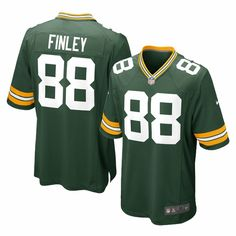 Nike NFL Green Bay Packers Jermichael Finley Youth Replica Football Jersey
