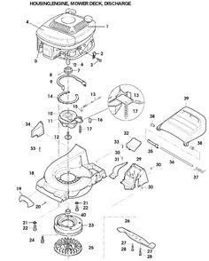 john deere 175 parts diagram | John Deere 175 Hydro mower