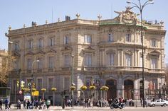 Palacio de Linares. (Casa de América)
