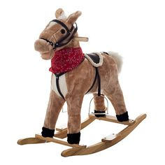 Hy Trails Dusty The Rocking Horse