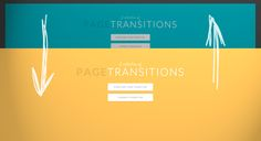 Today on Codrops has been published a really amazing post about CSS page transitions for creating interesting navigation effects Login Page Design, Animate Css, Responsive Web Design, Web Design Tutorials, Web Design Inspiration, Interactive Design, Design Development, Tool Design, Coding