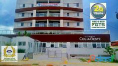 Mude já apartamento 2 quartos 1 suite 1 vaga privativa  setor sudoeste   Residencial Costa Oeste