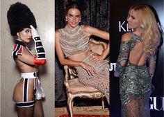 """Hoje foi dia de Baile da Vogue e se você tem uma conta no Instagram (ou acesso ao Ego) certamente viu as milhares de fotos da noite nababesca. Antes de analisar os looks das celebs, o tema do Baile: """"La Grande Folie – um baile de máscaras aos moldes dos que eram comemorados na Versalhes …"""