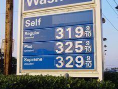 Why Do Gas Prices Jump Around So Much?