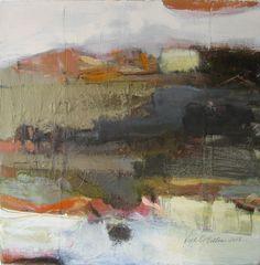 """Landscape XV     12"""" x 12"""" Acrylic/Mixed Media/Canvas"""