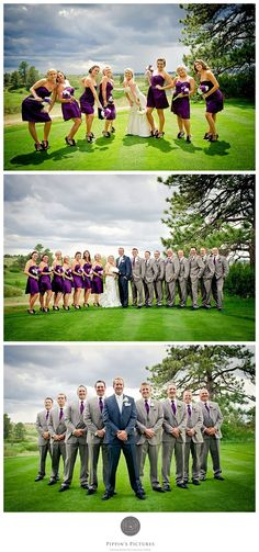 A match made in Heaven ~ Colorado Golf Club Wedding {Parker, CO Wedding Photographer} » Pippins Pictures Photography