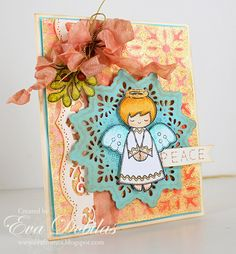 For the love of life: JustRite Papercrafts: Christmas Stitched with Love Vintage Labels Seven