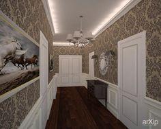 Холл: интерьер, прихожая, холл, вестибюль, фойе, квартира, дом, ар-деко, 10 - 20 м2 #interiordesign #entrancehall #lounge #lobby #lobby #apartment #house #artdeco #10_20m2