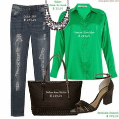 Como usar jeans destroyed - How to wear destroyed denim