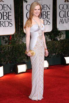 Nicole Kidman in Versace