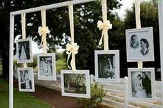 Resultado de imagem para mural de fotos preto e branco decoração