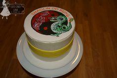 Shaolin Do Kung Fu cake