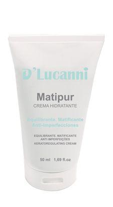 Matipur Crema Hidratante Equilibrante Matificante Anti