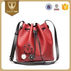 Popular Western Style Genuine Leather Women Shoulder Bag Women Tote Hand bag Lady Handbag