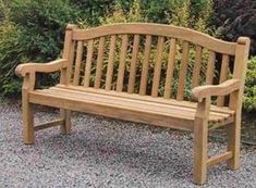 Wooden Bench Ideas Outdoor_26
