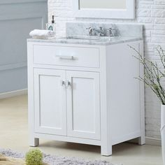 """Found it at Wayfair - 30"""" Single Bathroom Vanity Set"""