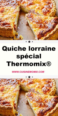 Quiche Lorraine Thermomix, Shortcrust Pastry, Entrees, Banana Bread, Catering, French Toast, Favorite Recipes, Breakfast Sandwiches, Dishes