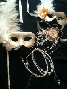masquerade theme would be pretty cool