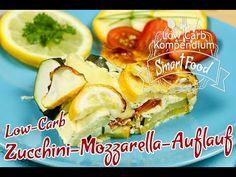 Low-Carb Zucchini-Mozzarella-Auflauf – lecker-leicht & schnell vorbereitet