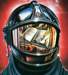 Steve Crisp - Fahrenheit 451, 1976.