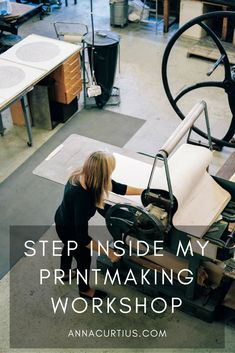 Step inside my printmaking workshop Inside Me, Step Inside, What Is Printmaking, Collagraph, Linoprint, Free Art Prints, Dream Studio, Encaustic Painting, Linocut Prints