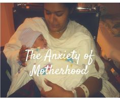 """""""Motherhood created an anxiety monster in me. I find myself worrying about things that have a less than 1% chance of happening. People around me seem so happy, or they are really good at faking it? Heck, even I'm good at faking it."""""""