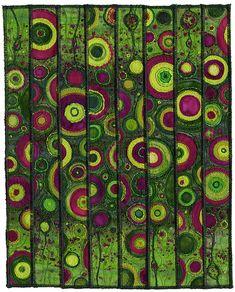 Potential by Kirsten Chursinoff, via Flickr - Fabric, thread, sewing machine
