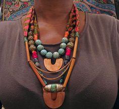 tyramadejewelry      fashion driven, African inspired, handmade jewelry