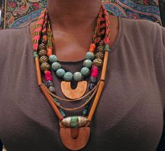 tyramadejewelry      fashion driven, African inspired, handmade jewelry
