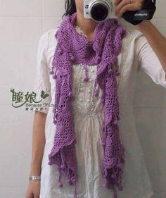 Bufanda para lucir con Vestido